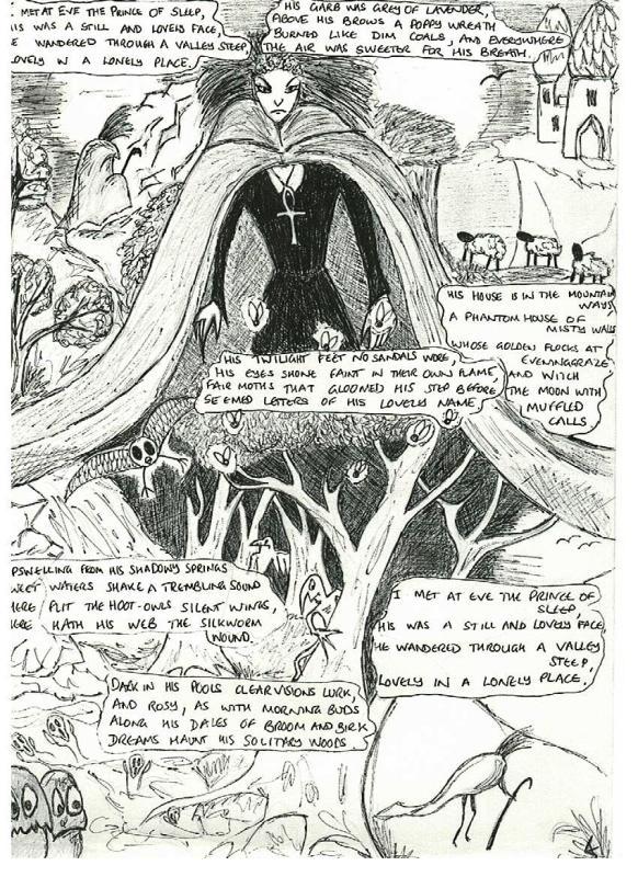 Prince of Sleep by Vamp-Girl