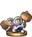 Ice-Climbers - Super Smash Bros Trophy by CristopherOS