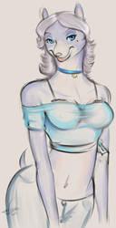 Rarely Drawn - Mitzy