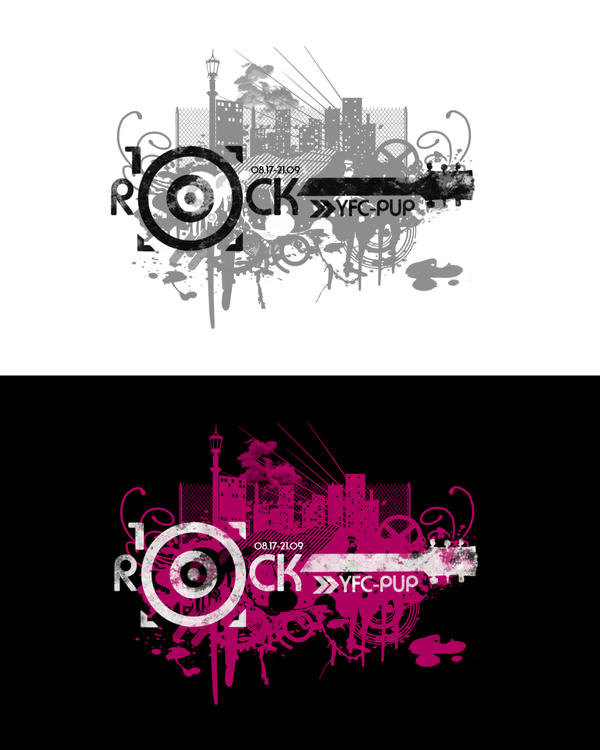 wallpaper rock_10. Rock 10 Logo by ~Kyuzengi on deviantART