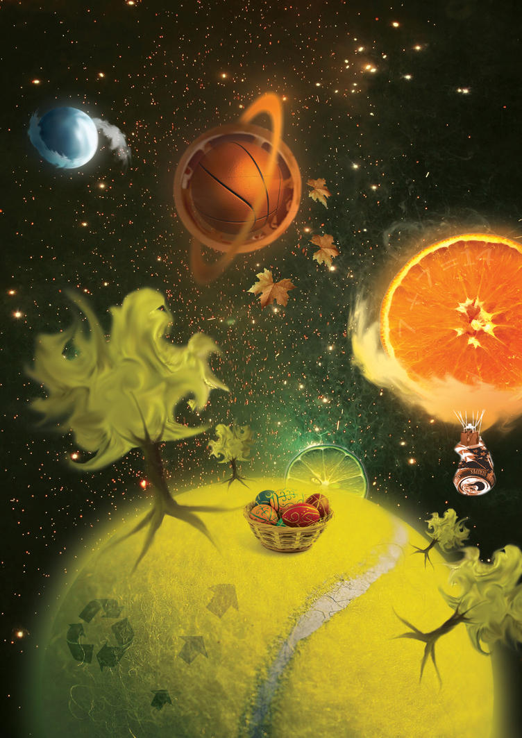 Four Seasons by Kyuzengi