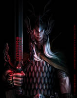 Elric of Melnibone by JoshBurns