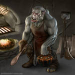 Orc Cook
