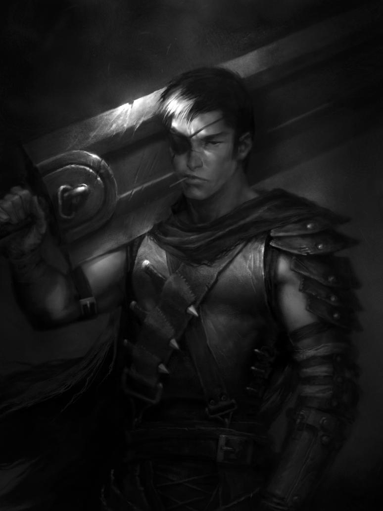 Guts the Berserker by JoshBurns