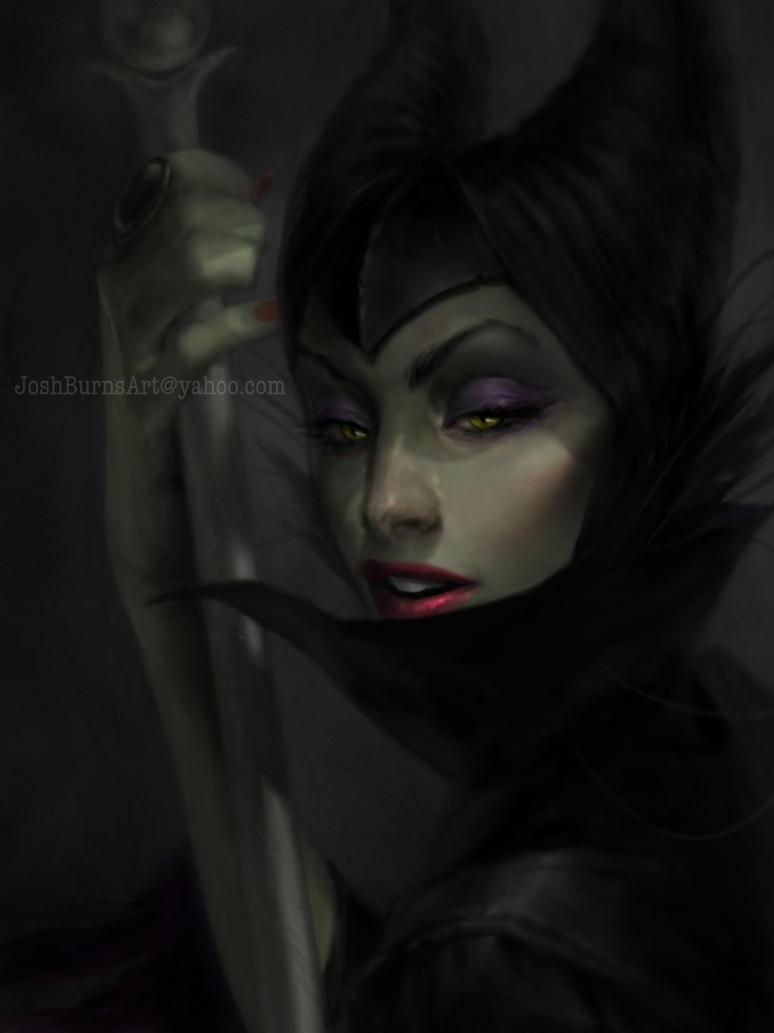 Maleficent by JoshBurns