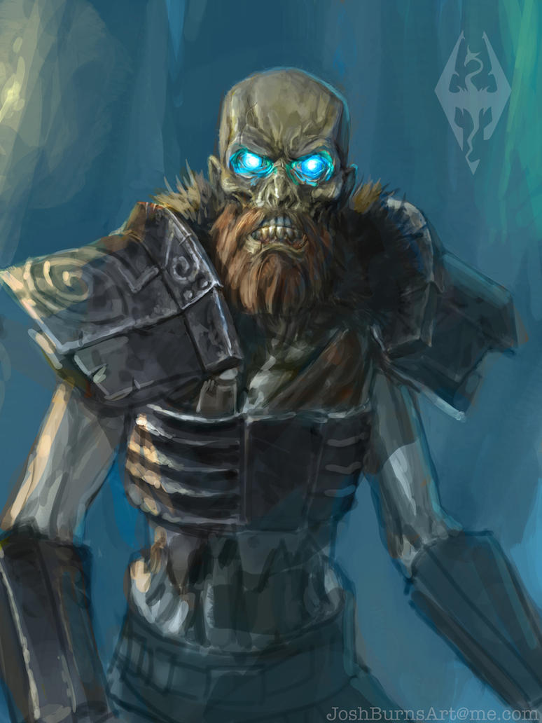Zombies of the Frozen North: White Walkers and Old Norse ... Werewolf Warrior Art