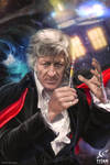 Doctor Who for Titan, the 3rd Doctor