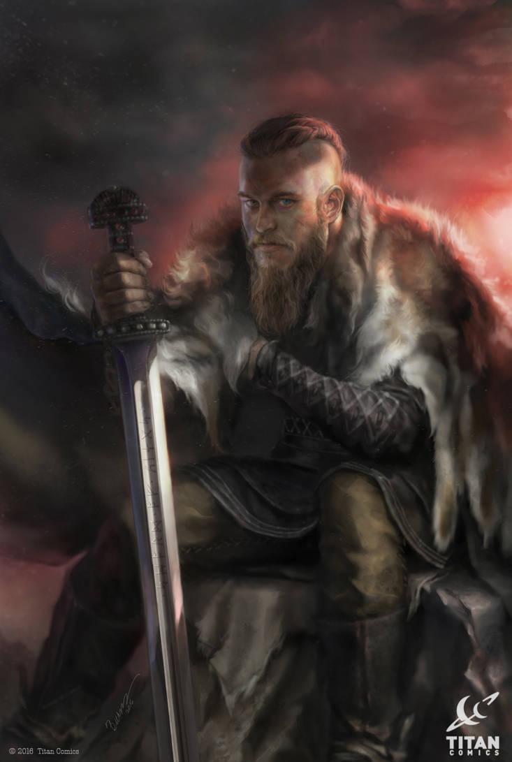 Vikings: Uprising! 1E by JoshBurns