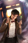 Doctor Who for Titan, the 11th Doctor