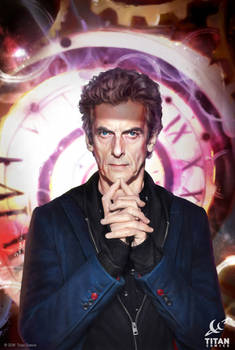 12th Doctor Who 3.1 by JoshBurns