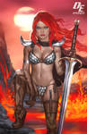 Red Sonja theSuperpowers1