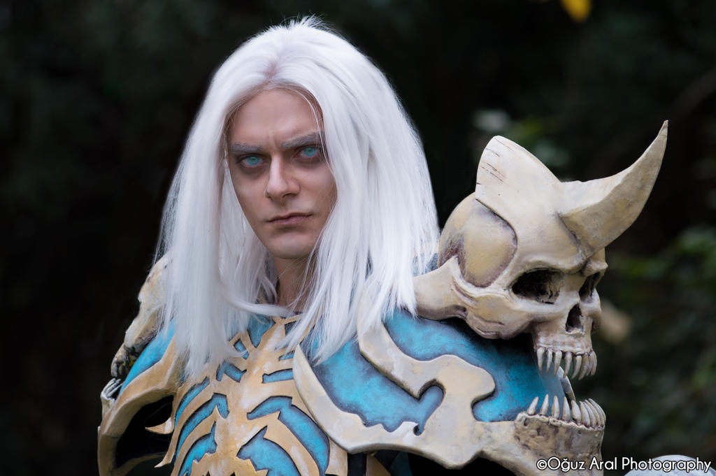 Necromancer from Diablo III by Quixecosplay