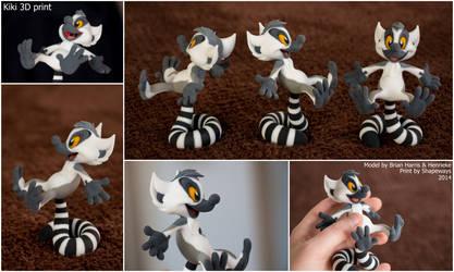 Kiki 3D print (for sale!)