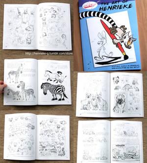 Artistic Visions Book