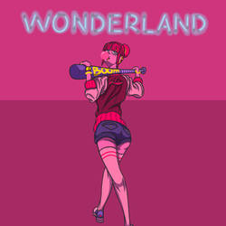 Wonderland by Maybe-Hes-An-Artist