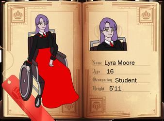 [OUAHS] - Lyra Moore