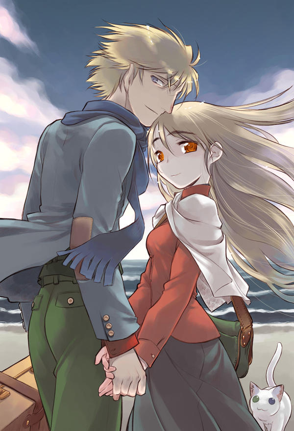 hand in hand by nakamla