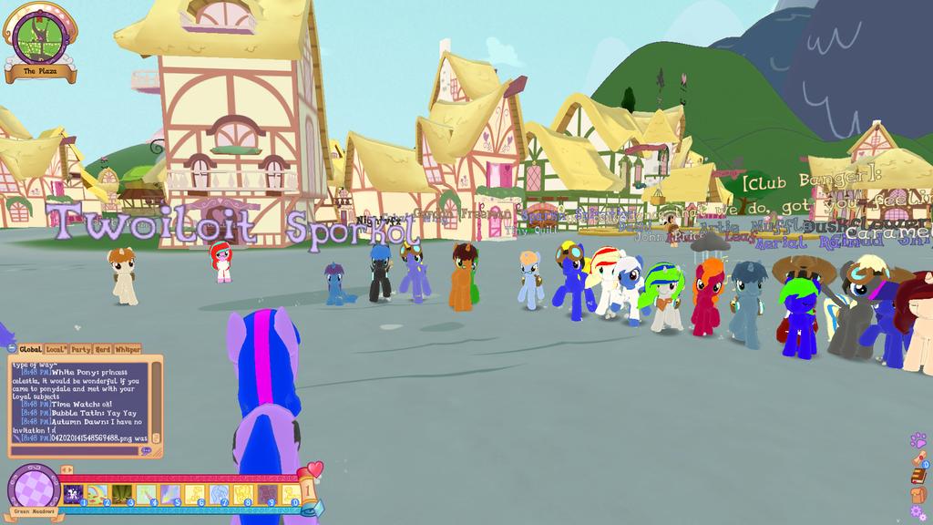 скачать игру Legends Of Equestria на русском - фото 4