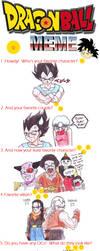 Dragonball Meme by hirokada