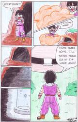 Gohan vs RedRibbon p8 by hirokada