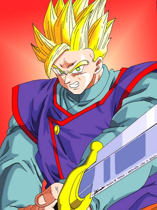 Super Saiyan Son Gohan 1 DigiC