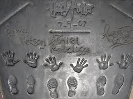 Hollywood Walk Of Fame - Harry Potter Cast by SelGomezEditions