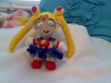 Hand stitched sailor moon by Maw1227