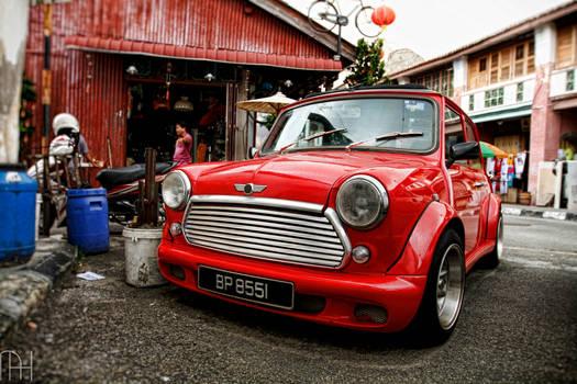 Mini Cooper Mk VII