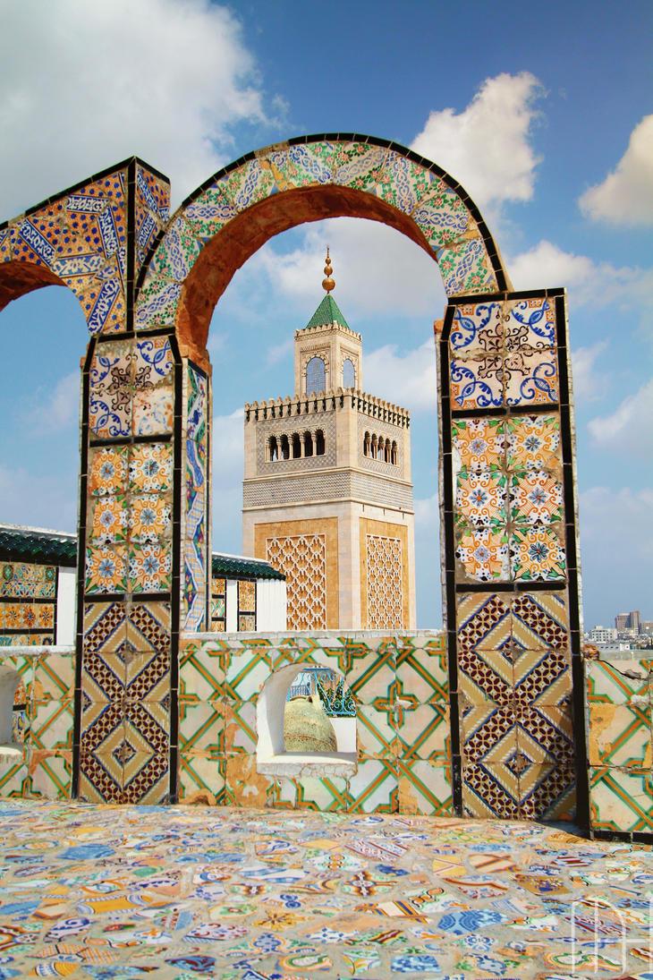 Ezzituna Mosque. by nader-tharwat