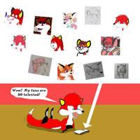 Many Faces of Roxy