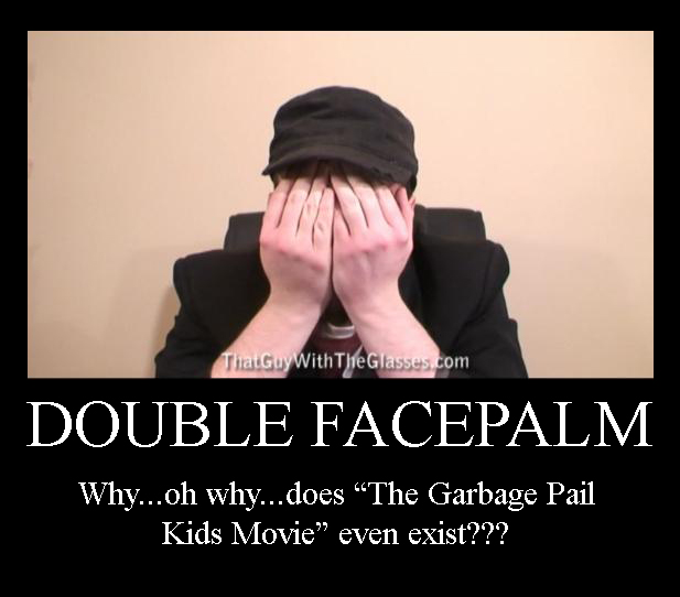 Double facepalm by trey vore