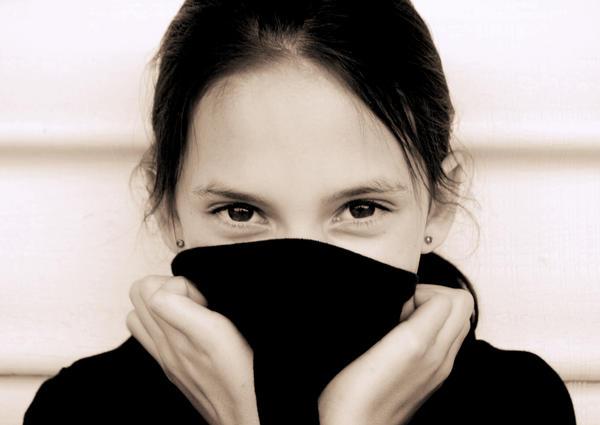 Hidden Behind A Mask