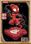 Atomo Vermelho 1 (red atom) by FredericoEscorsin