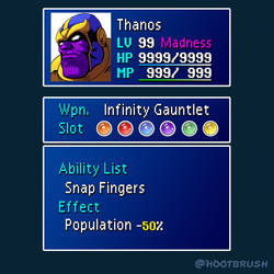 Final Infinity VII