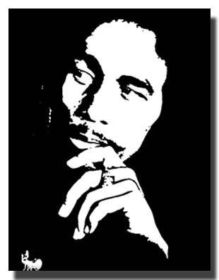 BOB MARLEY 2 by Retrod...