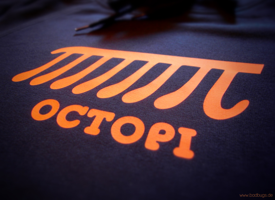 Octopi T-Shirt by mrsbadbugs
