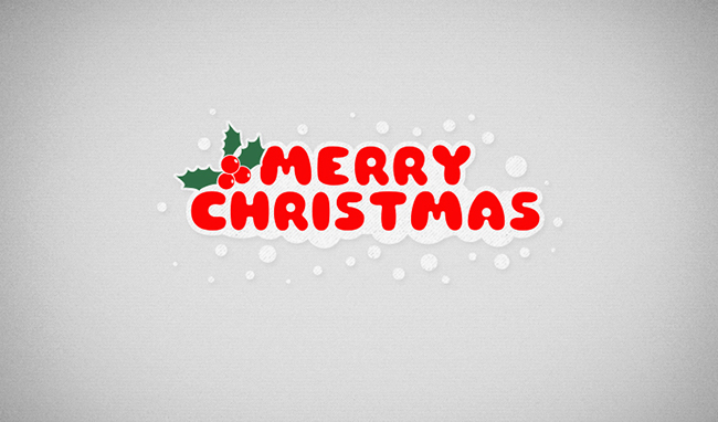 Merry Christmas - Free Wallpapers by mrsbadbugs