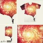The universe in a soap-bubble!!! T-Shirt