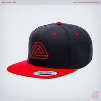 Optical Illusion Impossible Figure - snapback @DBH