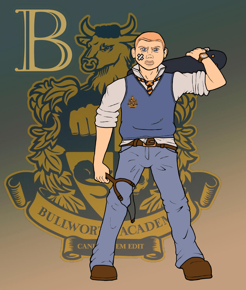 Bully - Jimmy Hopkins by DoomDiDamn on DeviantArt