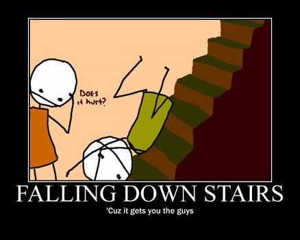 FallingDownStairs