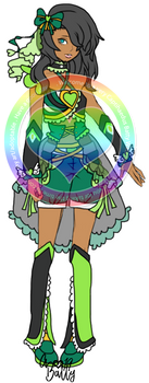 [Open - OTA] Magical Girl - Adopt