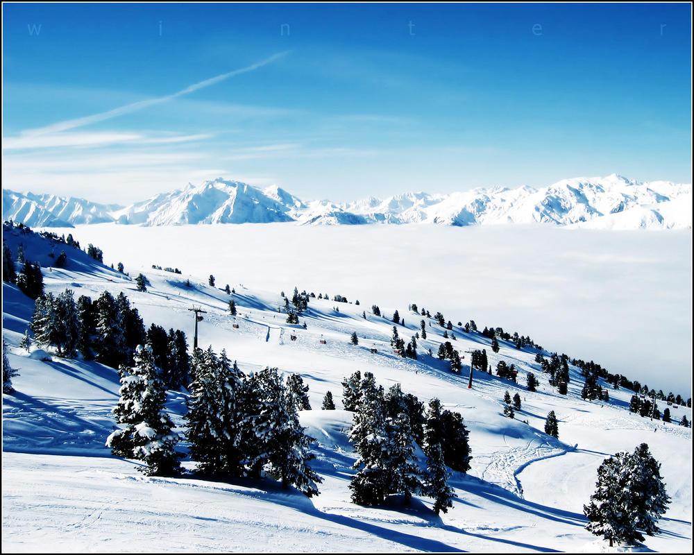 Winter by Scaglio