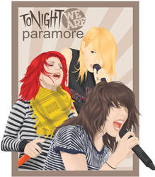 Tonight We are Paramore by ParaSadness