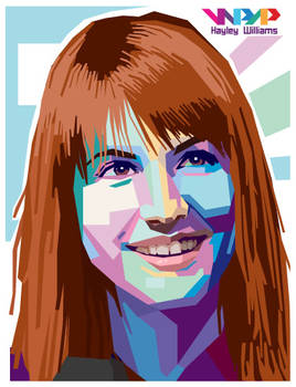 Hayley Williams in WPAP