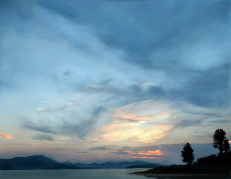 Dreamy Sky by HessamNM
