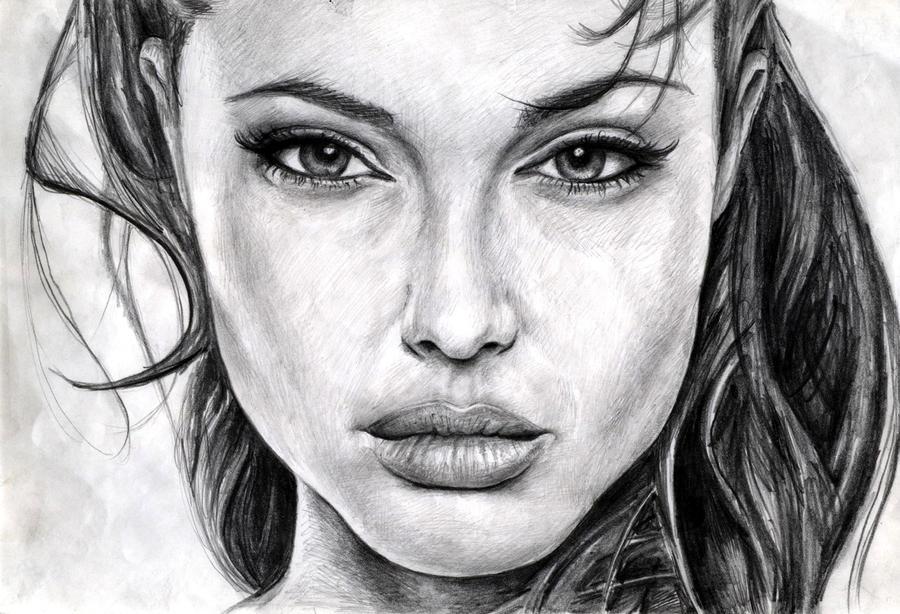 Angelina by HessamNM