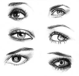 Eyesss by HessamNM