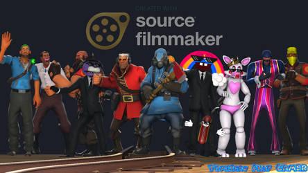 (SFM/FNAF/TF2) - Source Filmmaker