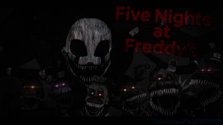 Five Nights at Freddy's 4 - Im sorry...